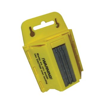 Dispenser Box With 100 English Hook Blades