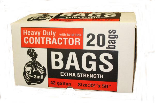 Trash Duty For Students With Special >> Contractor Trash Bags 2 Pallet Special Pallet Buy Specials